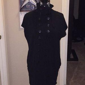 Ling Black Dress